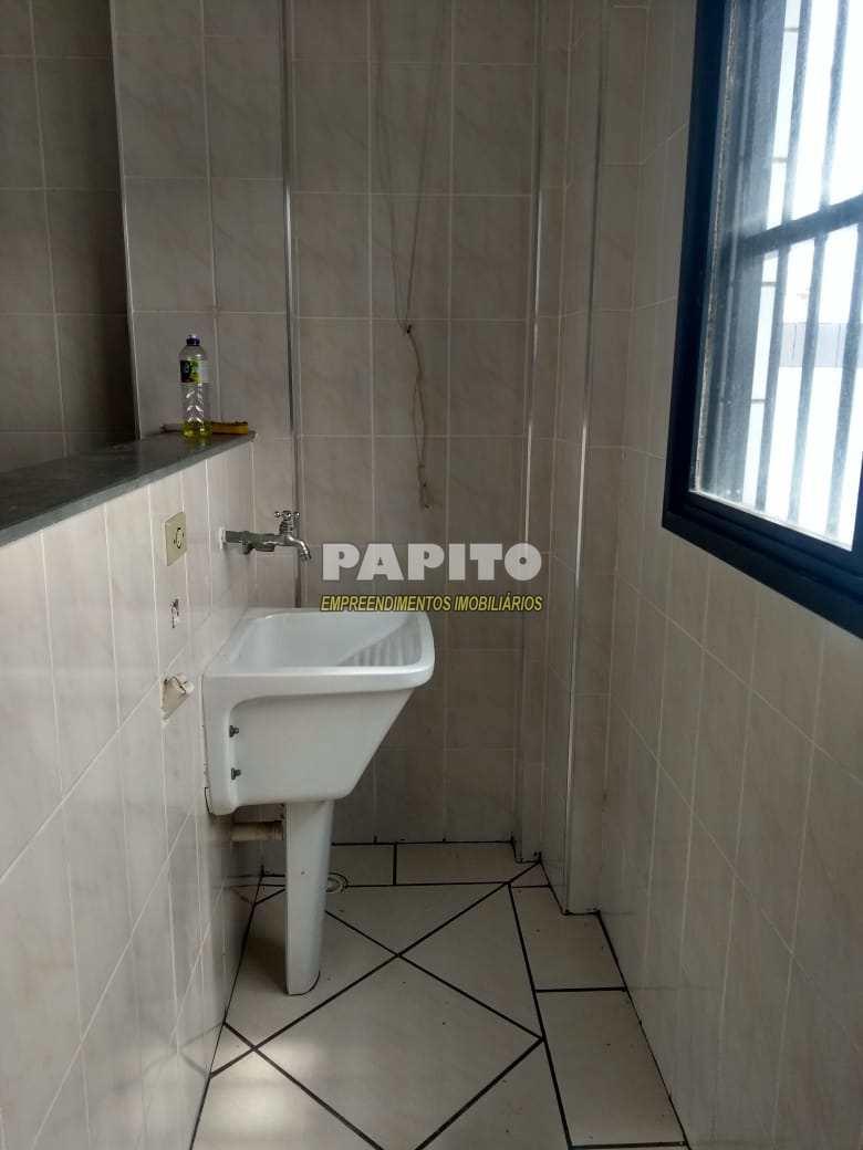 Apartamento com 1 dorm, Guilhermina, Praia Grande - R$ 140 mil, Cod: 60011207