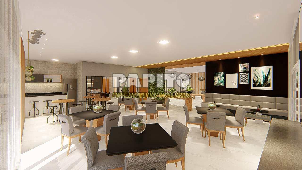 Apartamento com 2 dorms, Caiçara, Praia Grande - R$ 377 mil, Cod: 60011211