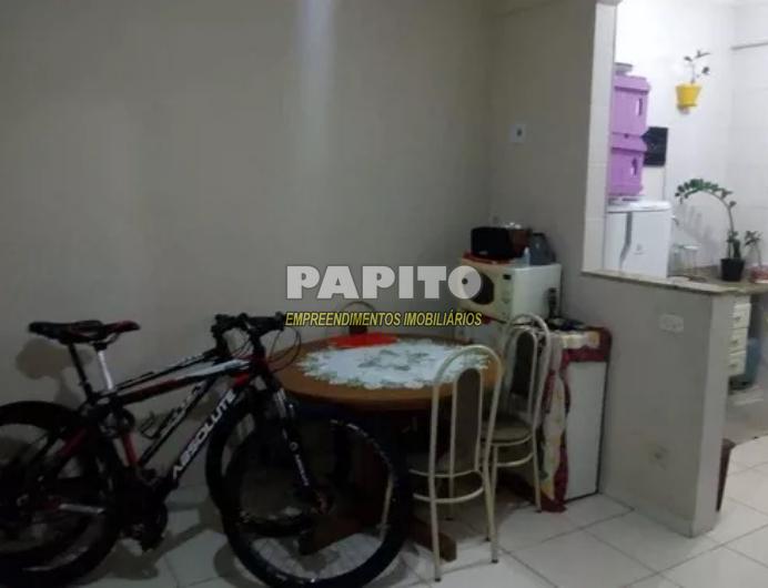 Apartamento com 1 dorm, Guilhermina, Praia Grande - R$ 98 mil, Cod: 60011223