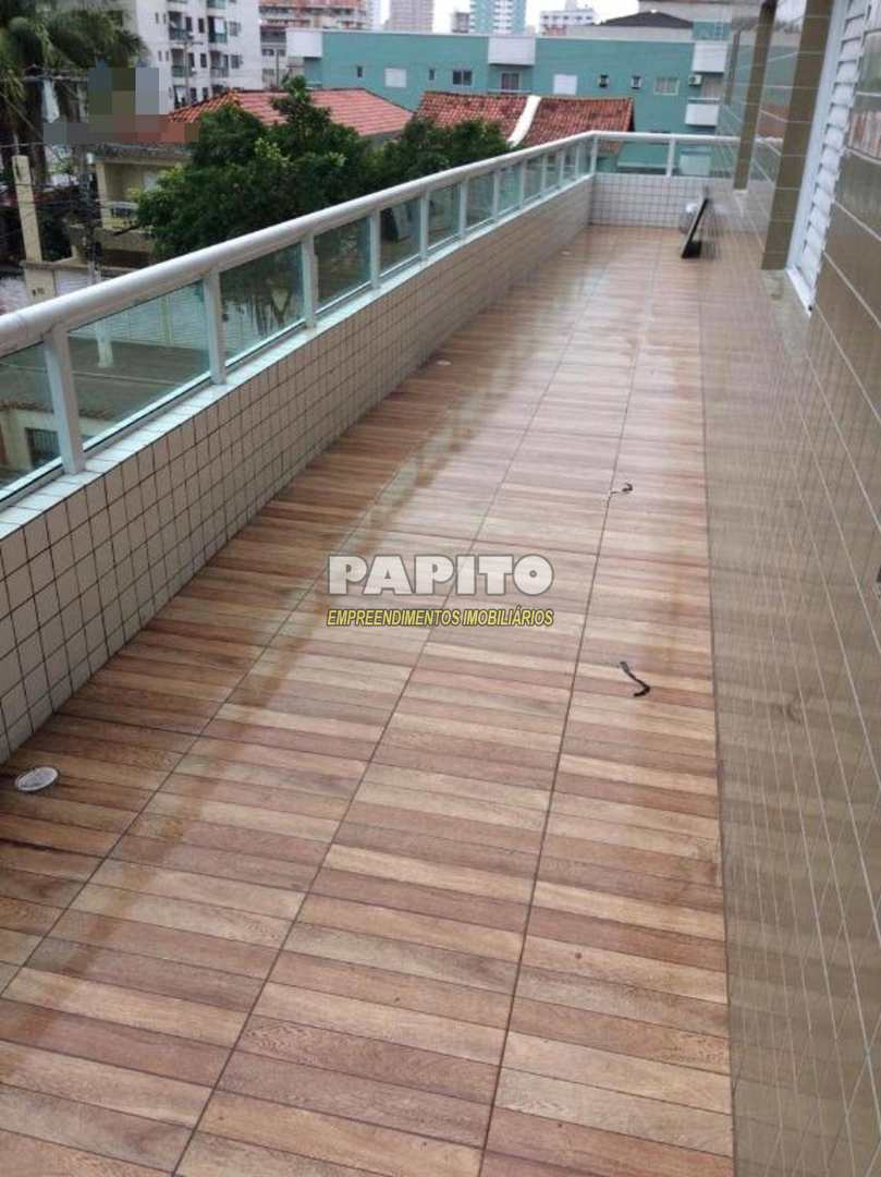 Apartamento com 3 dorms, Canto do Forte, Praia Grande - R$ 420 mil, Cod: 60011272