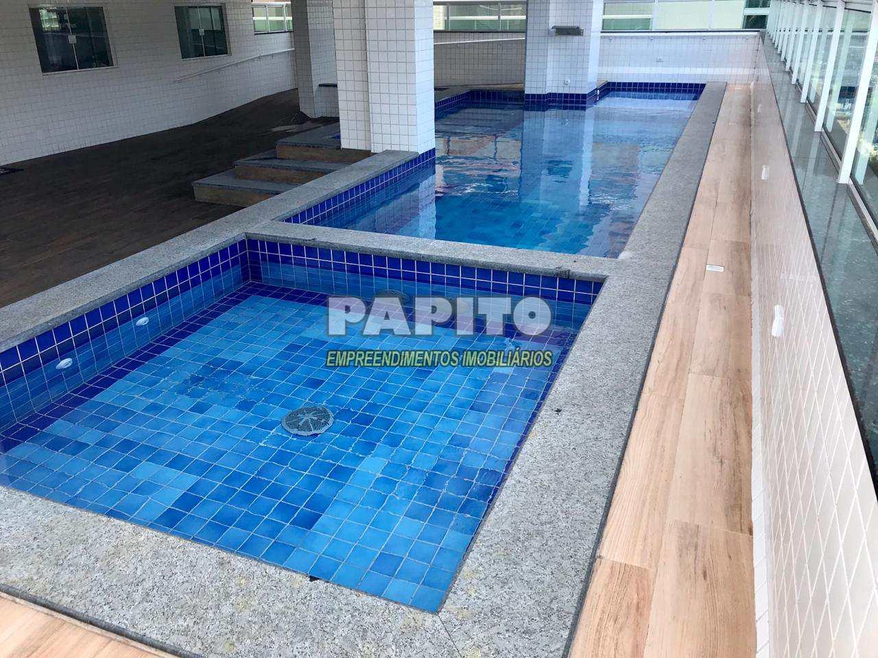 Apartamento com 2 dorms, Canto do Forte, Praia Grande - R$ 395 mil, Cod: 60011393