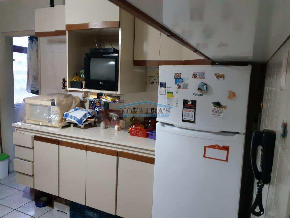 Apartamento com 1 dorm, Centro, São Vicente - R$ 190 mil, Cod: 12