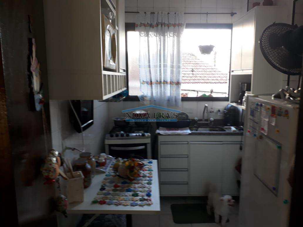 Apartamento com 1 dorm, Itararé, São Vicente - R$ 200 mil, Cod: 21