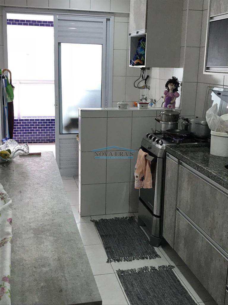 Apartamento com 2 dorms, Itararé, São Vicente - R$ 550 mil, Cod: 28