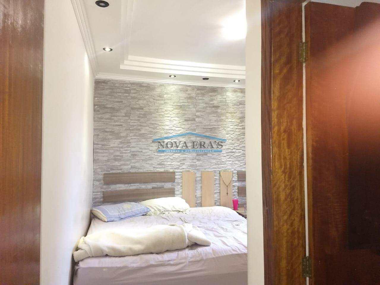 Casa com 3 dorms, Vila São Jorge, São Vicente - R$ 370 mil, Cod: 30