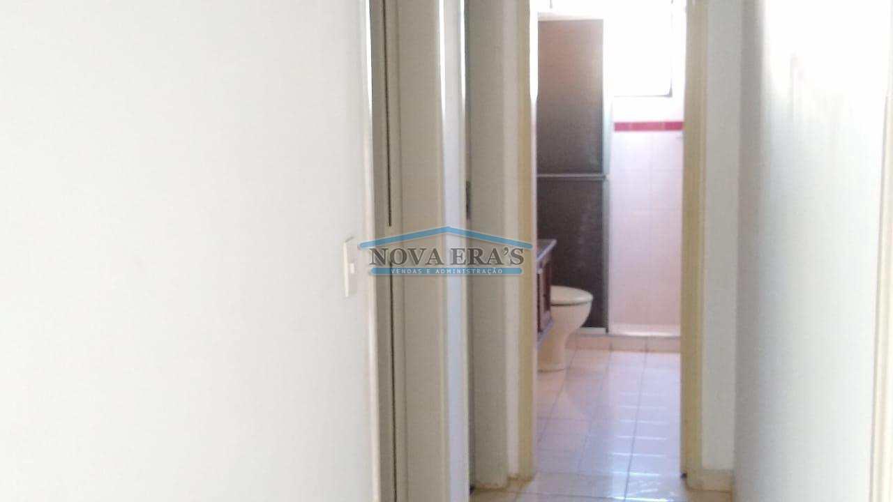 Apartamento com 2 dorms, Centro, São Vicente, Cod: 37