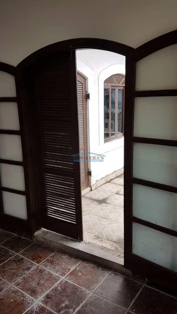 Sobrado com 3 dorms, Parque Prainha, São Vicente - R$ 780 mil, Cod: 61