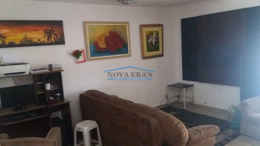Casa com 3 dorms, Vila Nossa Senhora de Fátima, São Vicente - R$ 185 mil, Cod: 65