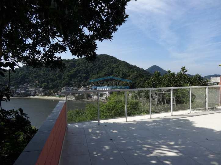 Sobrado com 2 dorms, Morro dos Barbosas, São Vicente - R$ 745 mil, Cod: 86