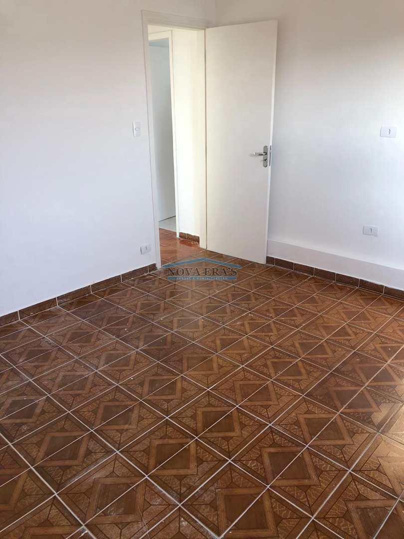 Apartamento com 1 dorm, Centro, São Vicente - R$ 180 mil, Cod: 122
