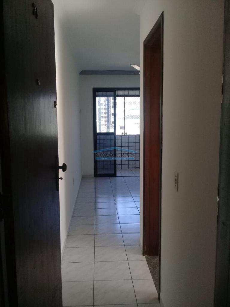 Apartamento com 2 dorms, Itararé, São Vicente - R$ 320 mil, Cod: 129