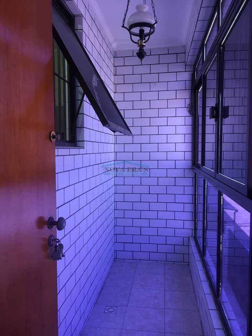 Sobrado com 3 dorms, Vila Cascatinha, São Vicente - R$ 500 mil, Cod: 167