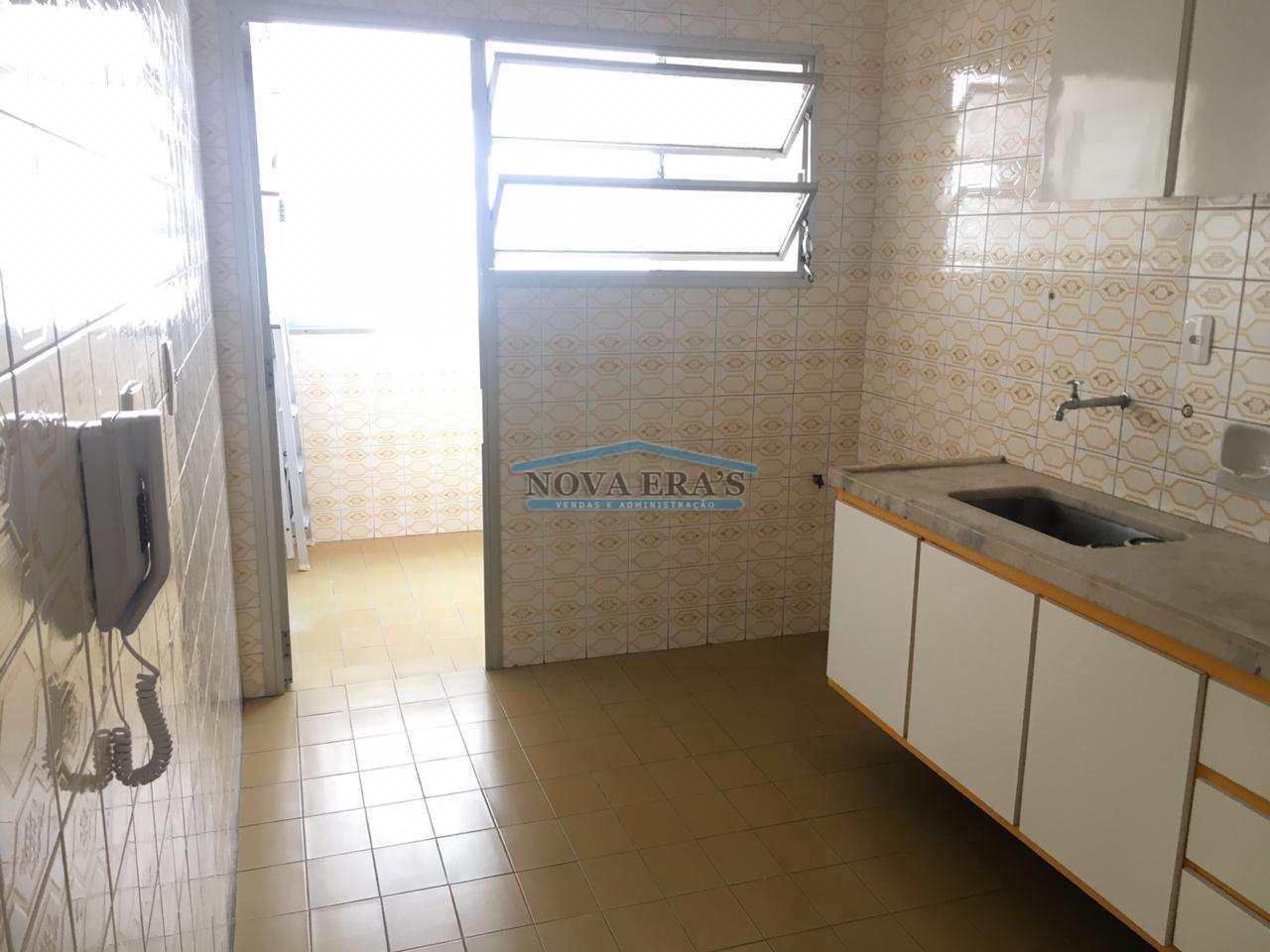 Apartamento com 1 dorm, Centro, São Vicente, Cod: 273