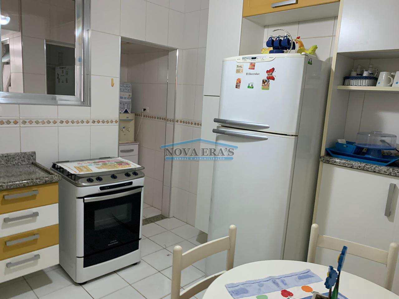 Apartamento com 2 dorms, Itararé, São Vicente - R$ 400 mil, Cod: 286