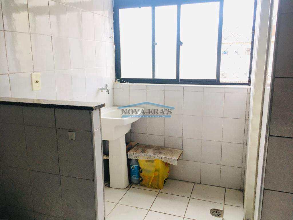 Apartamento com 2 dorms, Itararé, São Vicente, Cod: 329