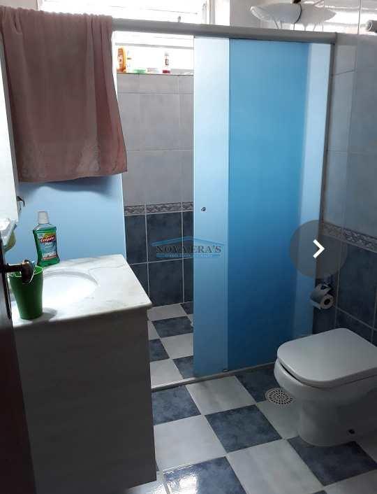 Apartamento com 3 dorms, Centro, São Vicente - R$ 600 mil, Cod: 361