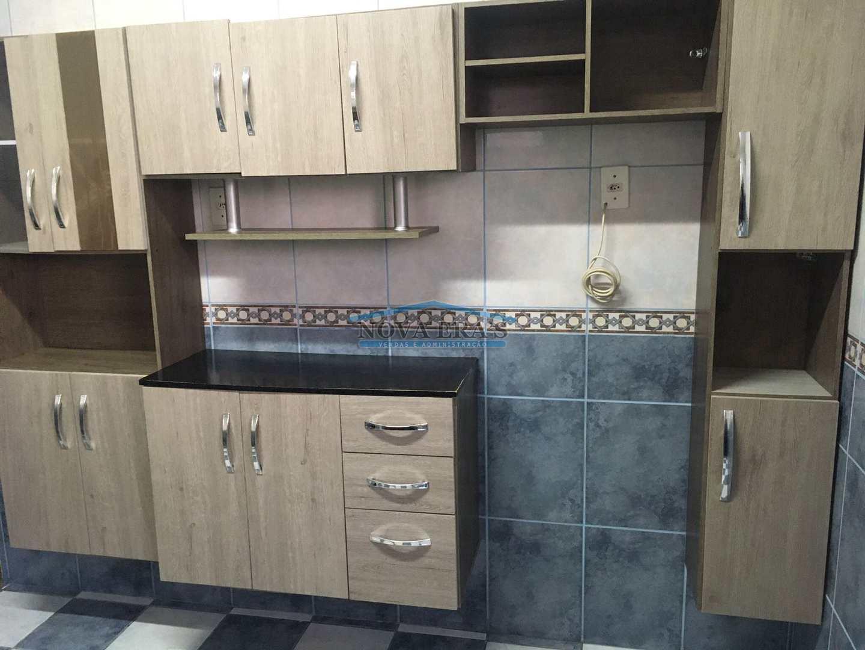 Apartamento com 2 dorms, Ilha Porchat, São Vicente - R$ 390 mil, Cod: 376