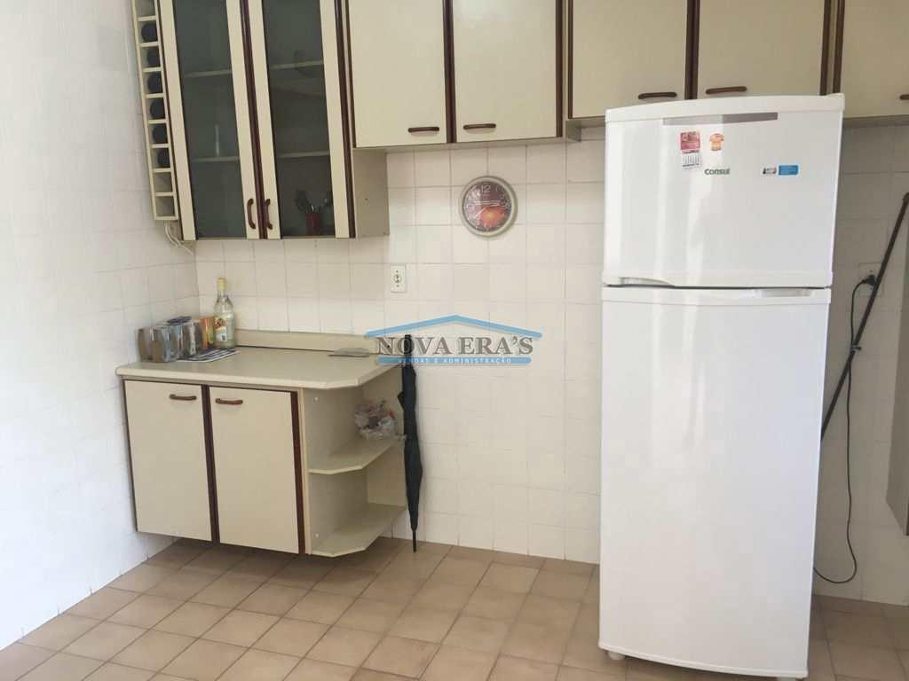 Apartamento com 1 dorm, Centro, São Vicente - R$ 230 mil, Cod: 381