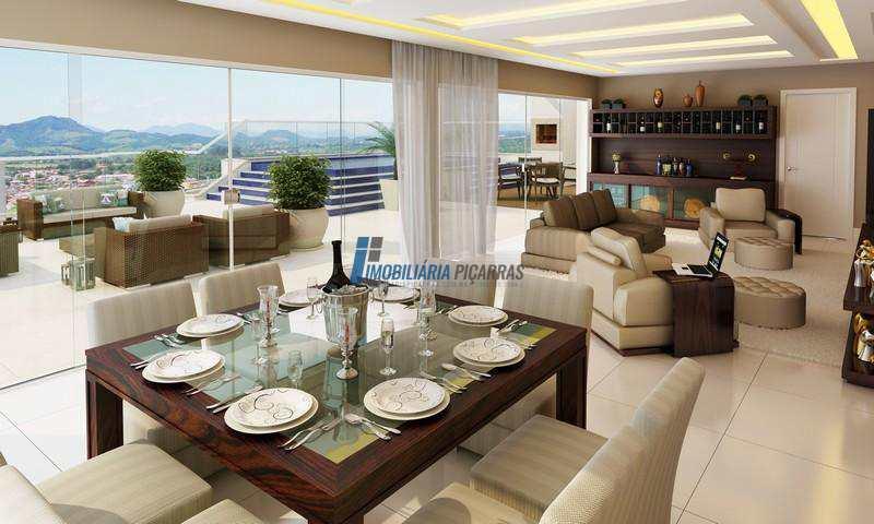 Apartamento com 5 dorms, Centro, Balneário Piçarras, Cod: 2
