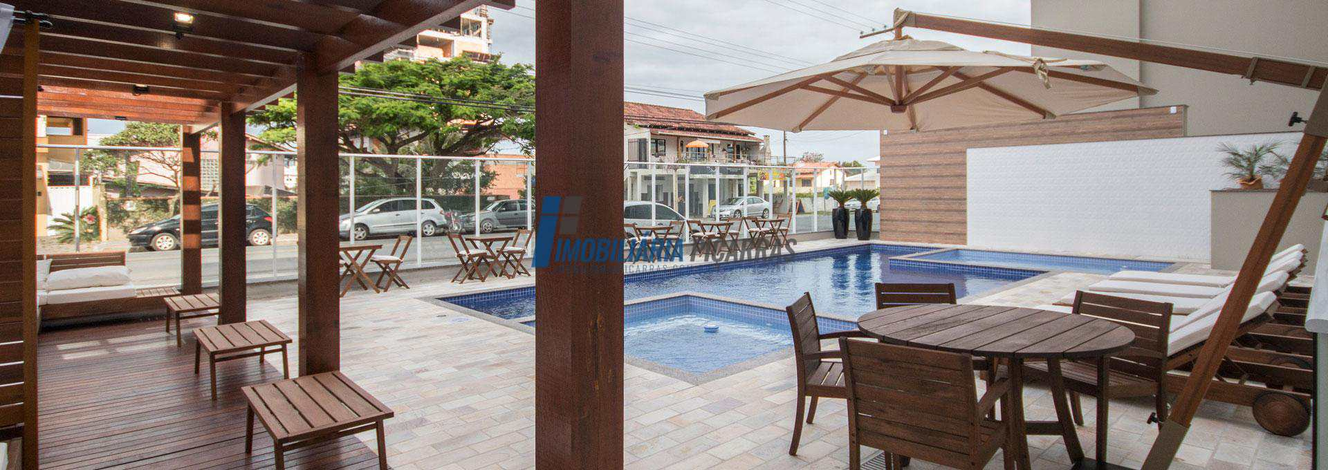Apartamento novo (pronto p/ morar) Praia de Balneário Piçarras
