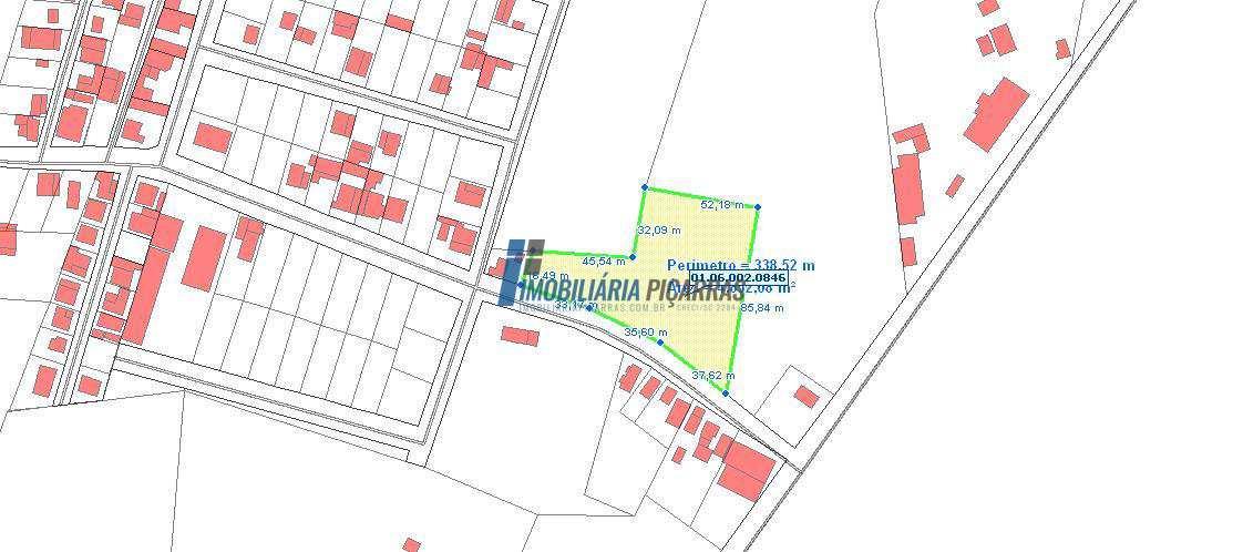 Terreno, Nossa Senhora da Paz, Balneário Piçarras - R$ 1.800.000,00, 5.826m² - Codigo: 34