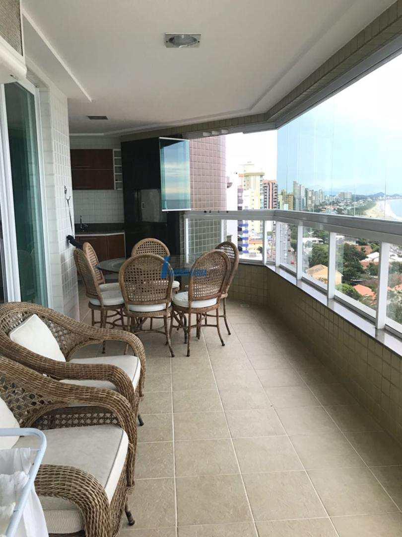 Apartamento com 4 suítes , Centro, Balneário Piçarras, 166,96m²