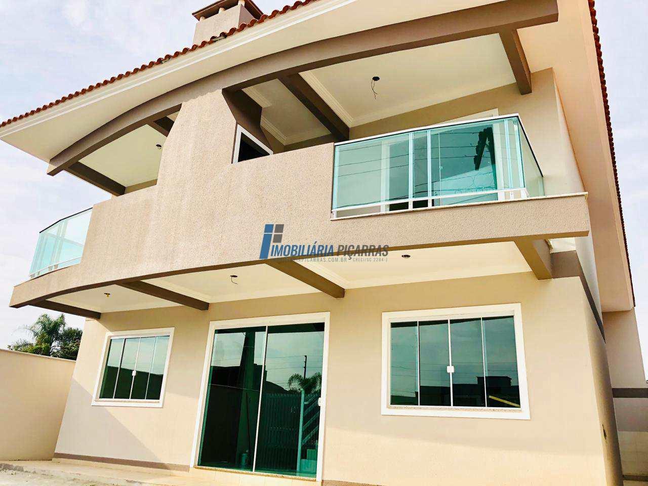 Apartamento com 2 dorms, Itacolomi, Balneário Piçarras - R$ 230 mil, Cod: 100