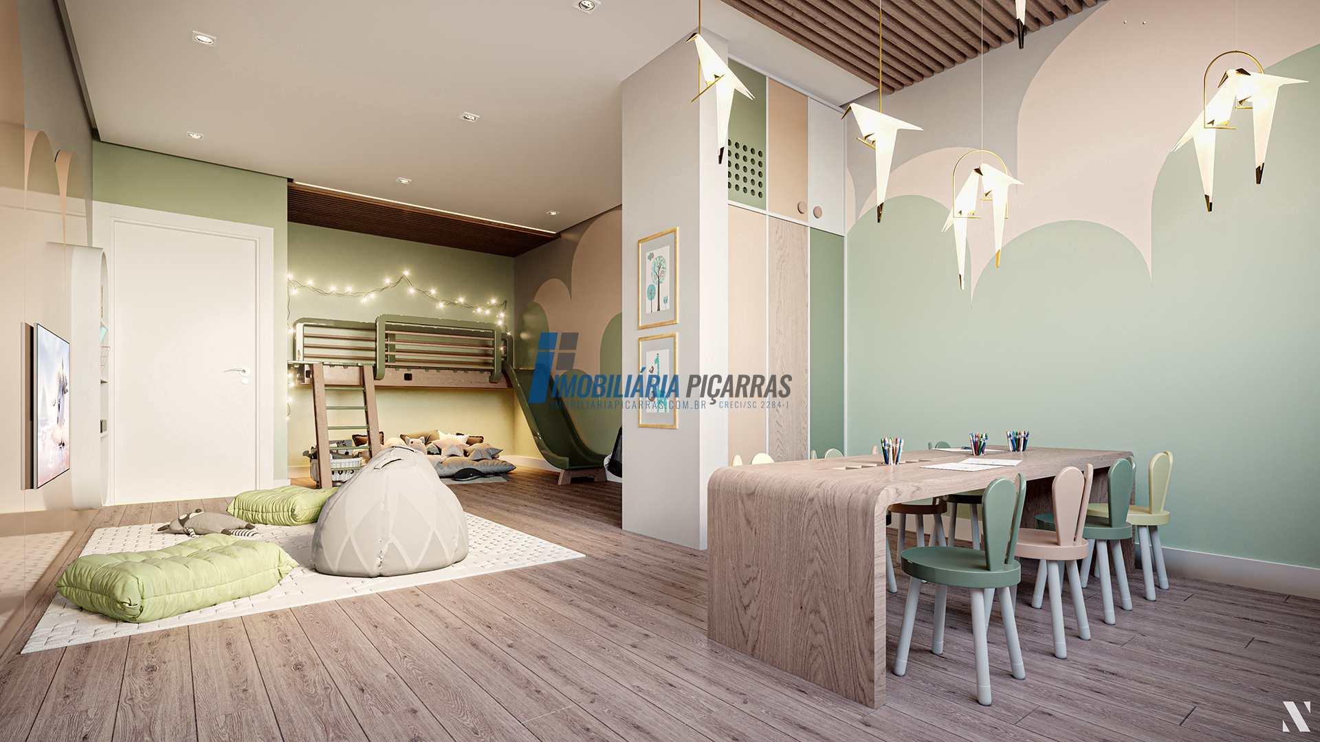 Apartamento 03 suítes, frente mar, Balneário Piçarras