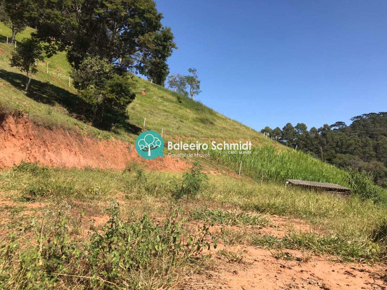 Terreno em Santo Antônio do Pinhal com vista