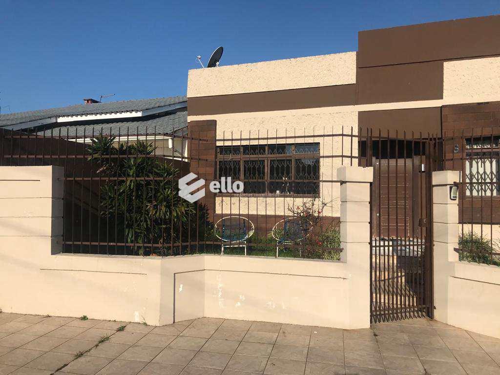 Casa com 3 dorms, Universitário, Lages - R$ 550 mil, Cod: 34