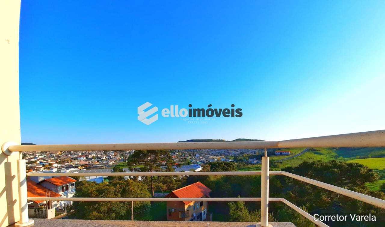 Apartamento com 2 dorms, Ipiranga, Lages - R$ 210 mil, Cod: 91