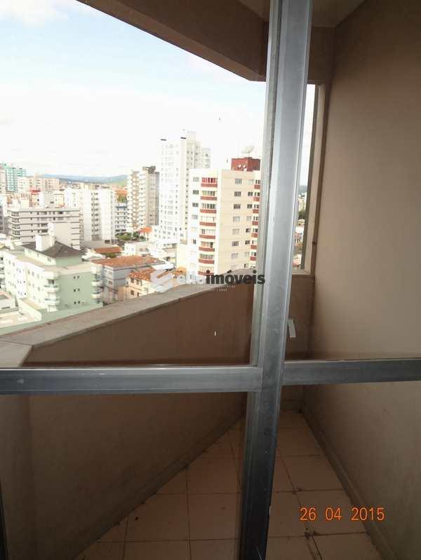 Apartamento com 3 dorms, Centro, Lages - R$ 350 mil, Cod: 118