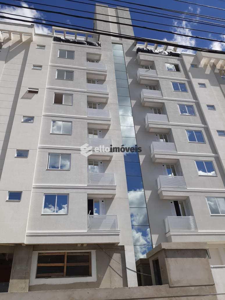 Apartamento com 2 dorms, Centro, Lages - R$ 469 mil, Cod: 123