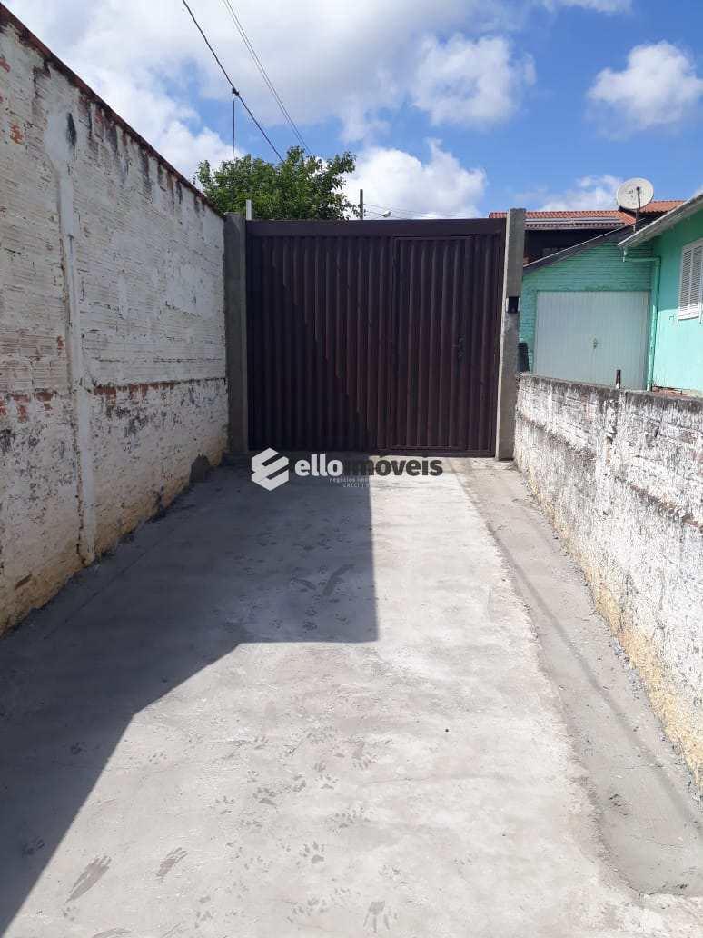 Casa com 2 dorms, Coral, Lages - R$ 390 mil, Cod: 137