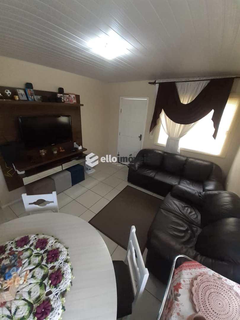 Casa com 2 dorms, Guarujá, Lages - R$ 250 mil, Cod: 151