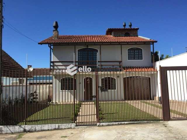Casa com 3 dorms, Popular, Lages - R$ 469 mil, Cod: 153