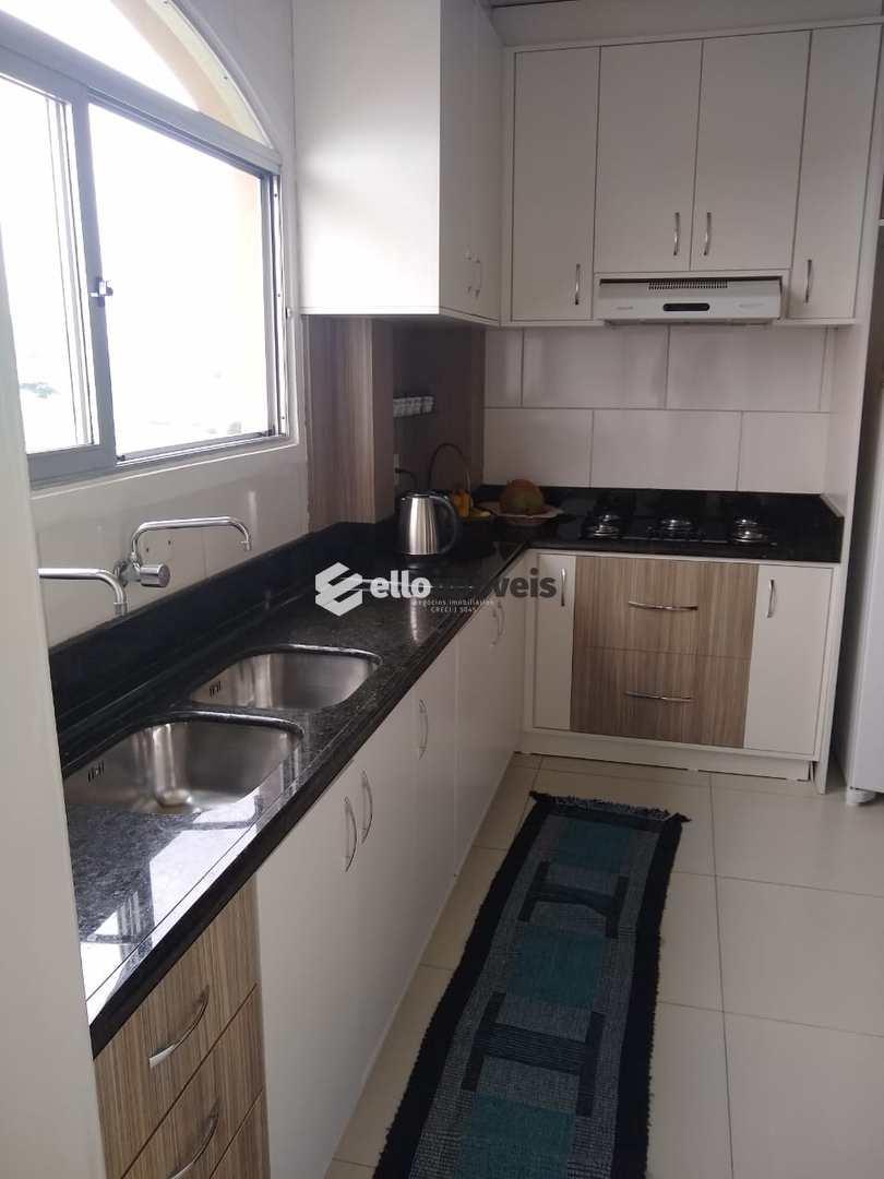 Apartamento com 2 dorms, Centro, Lages - R$ 350 mil, Cod: 167