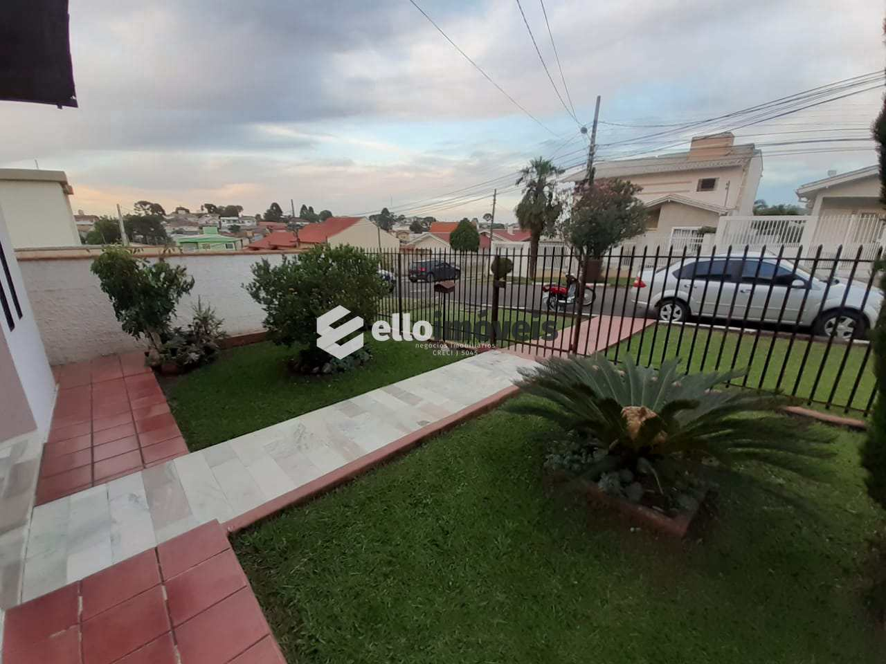 Casa com 3 dorms, Universitário, Lages - R$ 700 mil, Cod: 174