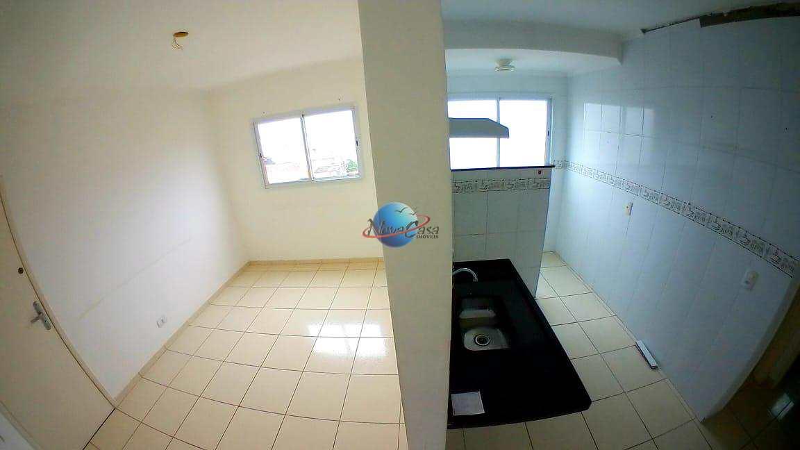 Apartamento com 1 dorm, Ocian, Praia Grande - R$ 160.000,00, 45m² - Codigo: 7