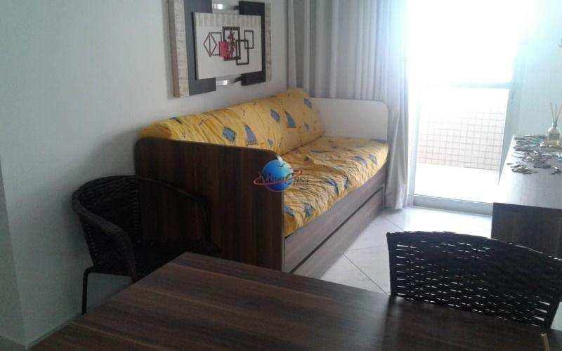 Apartamento com 1 dorm, Ocian, Praia Grande - R$ 165.000,00, 51m² - Codigo: 35