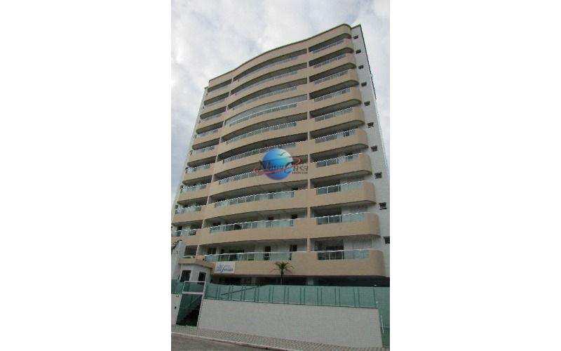 Apartamento com 2 dorms, Canto do Forte, Praia Grande - R$ 220.000,00, 65m² - Codigo: 65