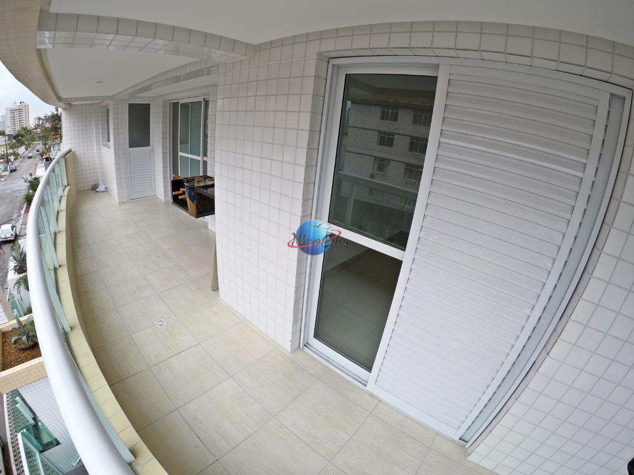 Apartamento com 2 dorms, Canto do Forte, Praia Grande - R$ 260.000,00, 86m² - Codigo: 68