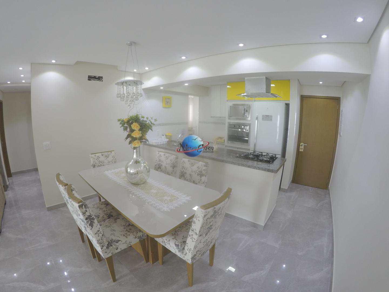 Apartamento com 2 dorms, Boqueirão, Praia Grande - R$ 949.000,00, 80m² - Codigo: 4563