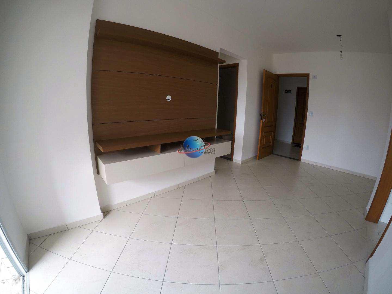 Apartamento com 2 dorms, Guilhermina, Praia Grande - R$ 240.000,00, 62m² - Codigo: 4418