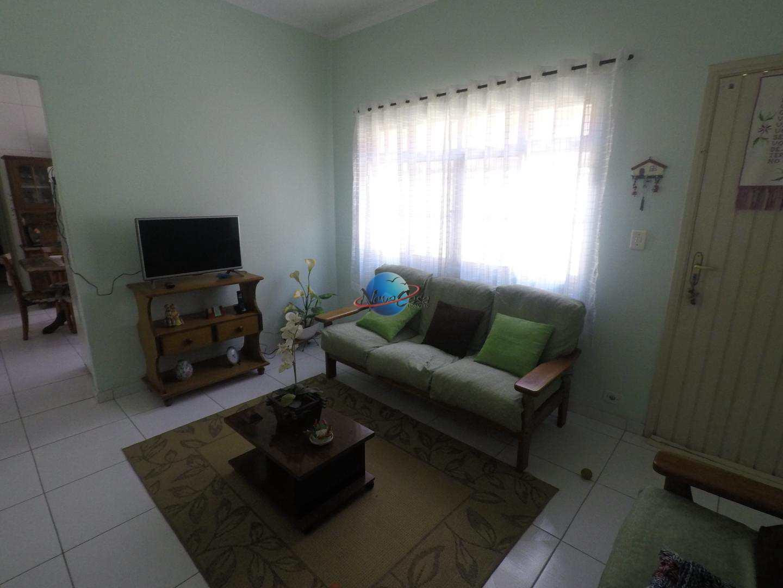 Casa Dois Dormitórios Aviação em Praia Grande SP