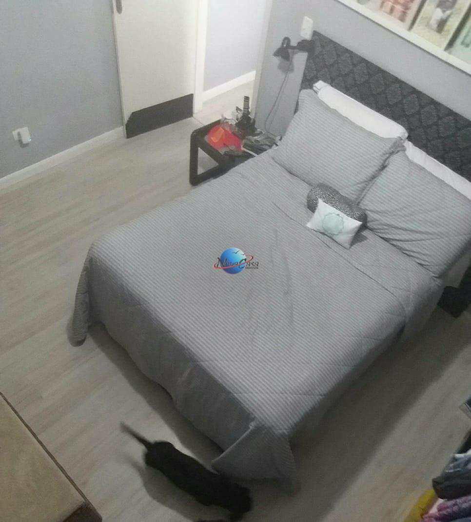 Apartamento com 1 dorm, Boqueirão, Praia Grande - R$ 168 mil, Cod: 4470
