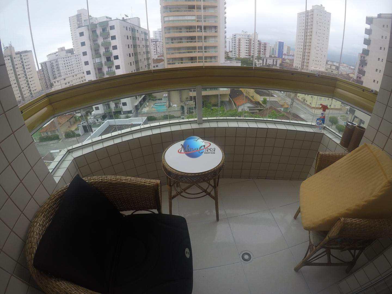 Apartamento de um Dormitório na Aviação em Praia Grande