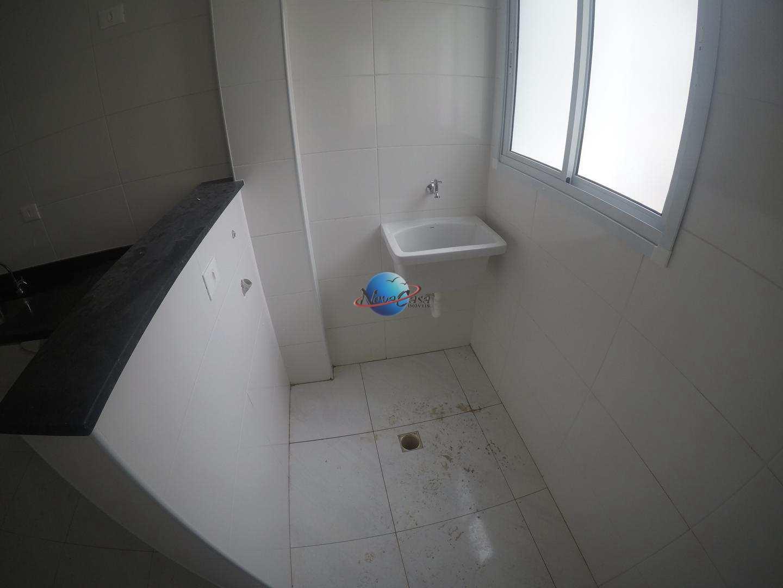 Apartamento com 2 dorms, Aviação, Praia Grande - R$ 310 mil, Cod: 4481