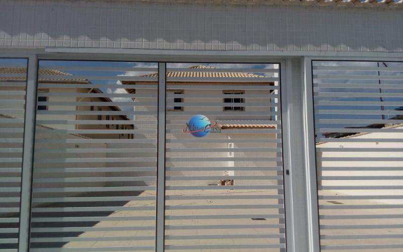 Casa com 2 dorms, Nova Mirim, Praia Grande - R$ 135 mil