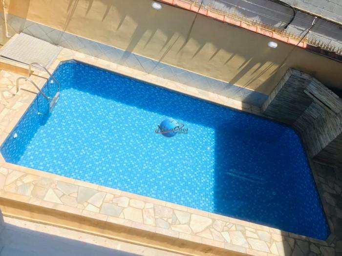 Casa com 2 dorms, Guilhermina, Praia Grande - R$ 220 mil, Cod: 4524